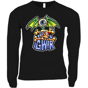 Flying Eye Long Sleeve Shirts
