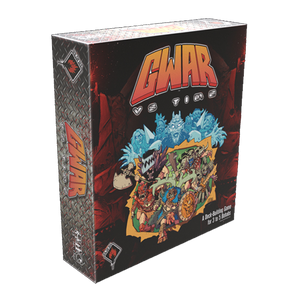 Signed GWAR vs Time Game