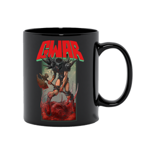 Balsac the Jaws of Death Mugs