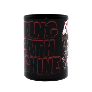 Viking Death Machine Mugs