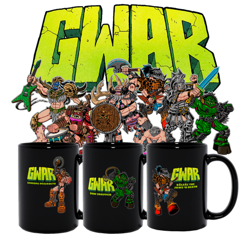 2020 Animated Member Mugs