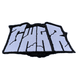 GWAR The Keep Logo Embroidered Patch