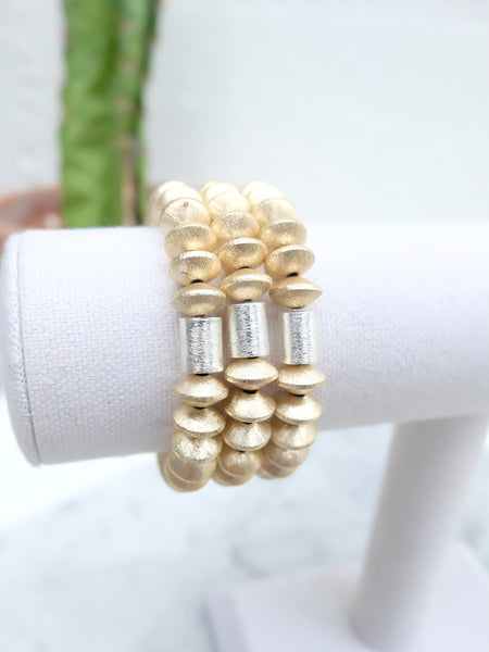 Mixed Metallics Bracelet