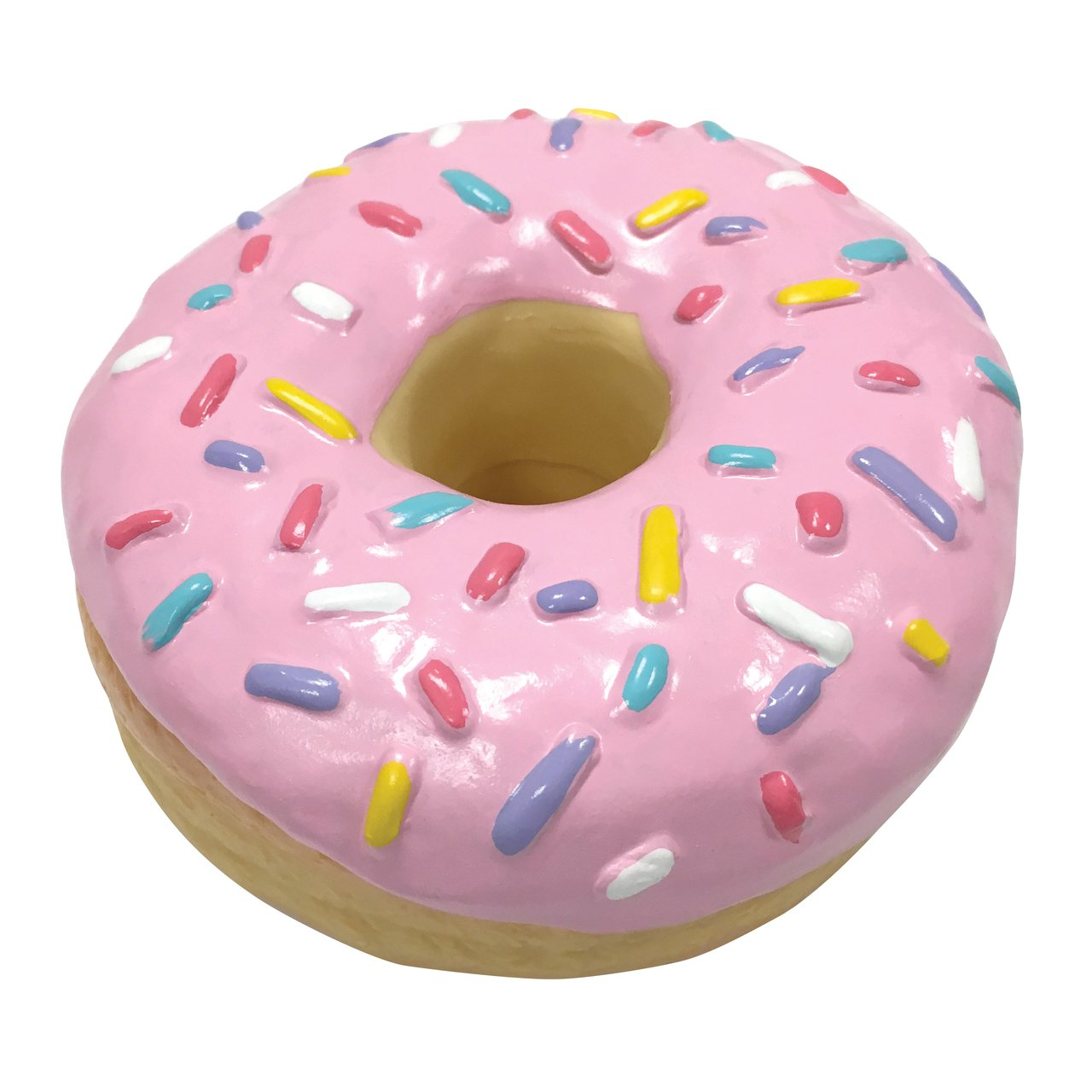 Donut Chew Latex Toy