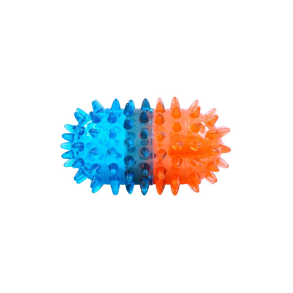 "Pill Spiker TPR Dog Chew Toys (3"" - 4.5"")"