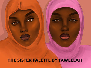 The Sister Palette