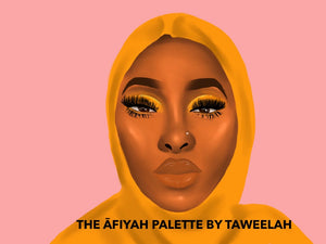The Āfiyah Palette