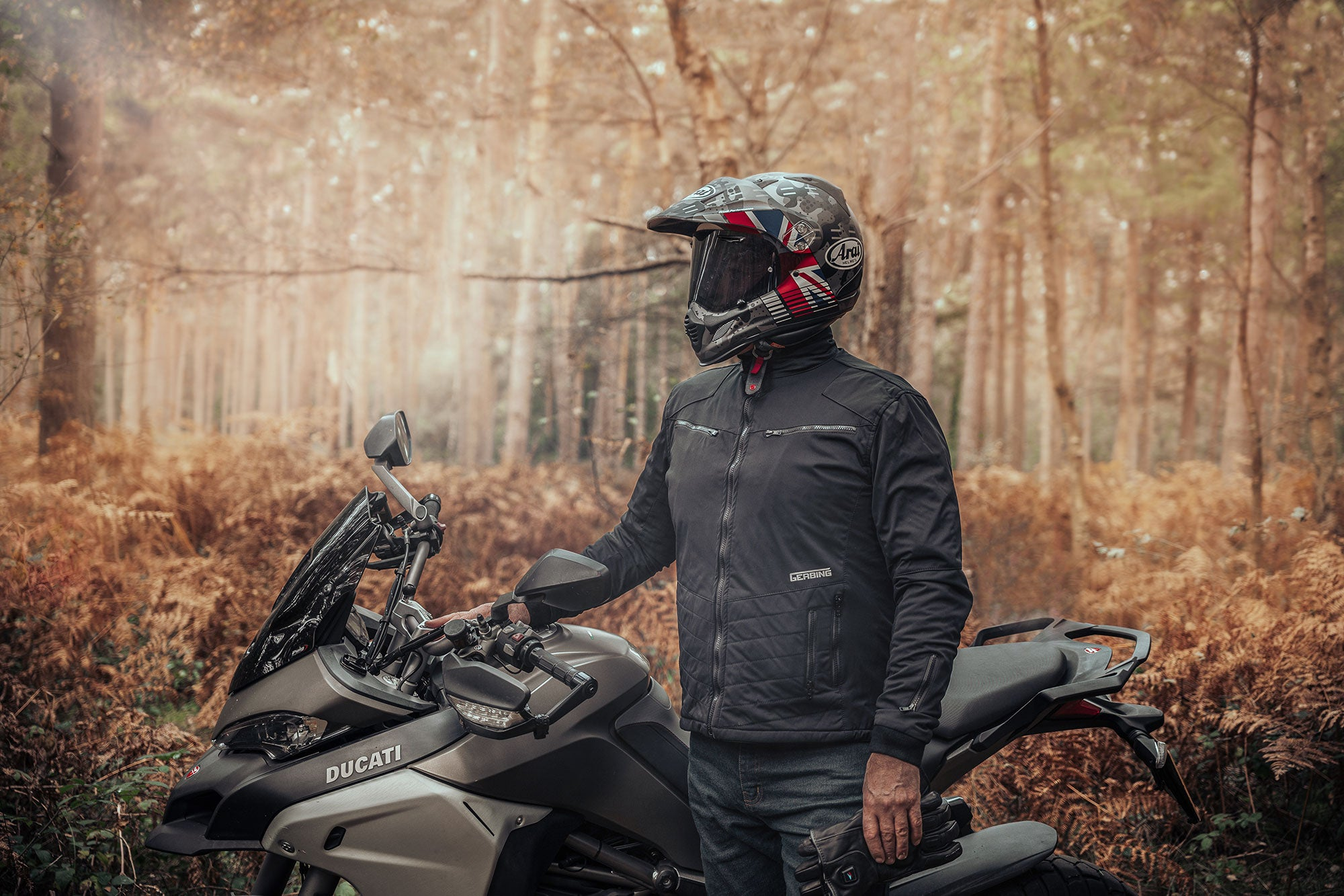 Gerbing Heated Motorcycle Jackets & Gerbing Heated Motorcycle Trousers - Gerbing Heated Motorcycle Clothing