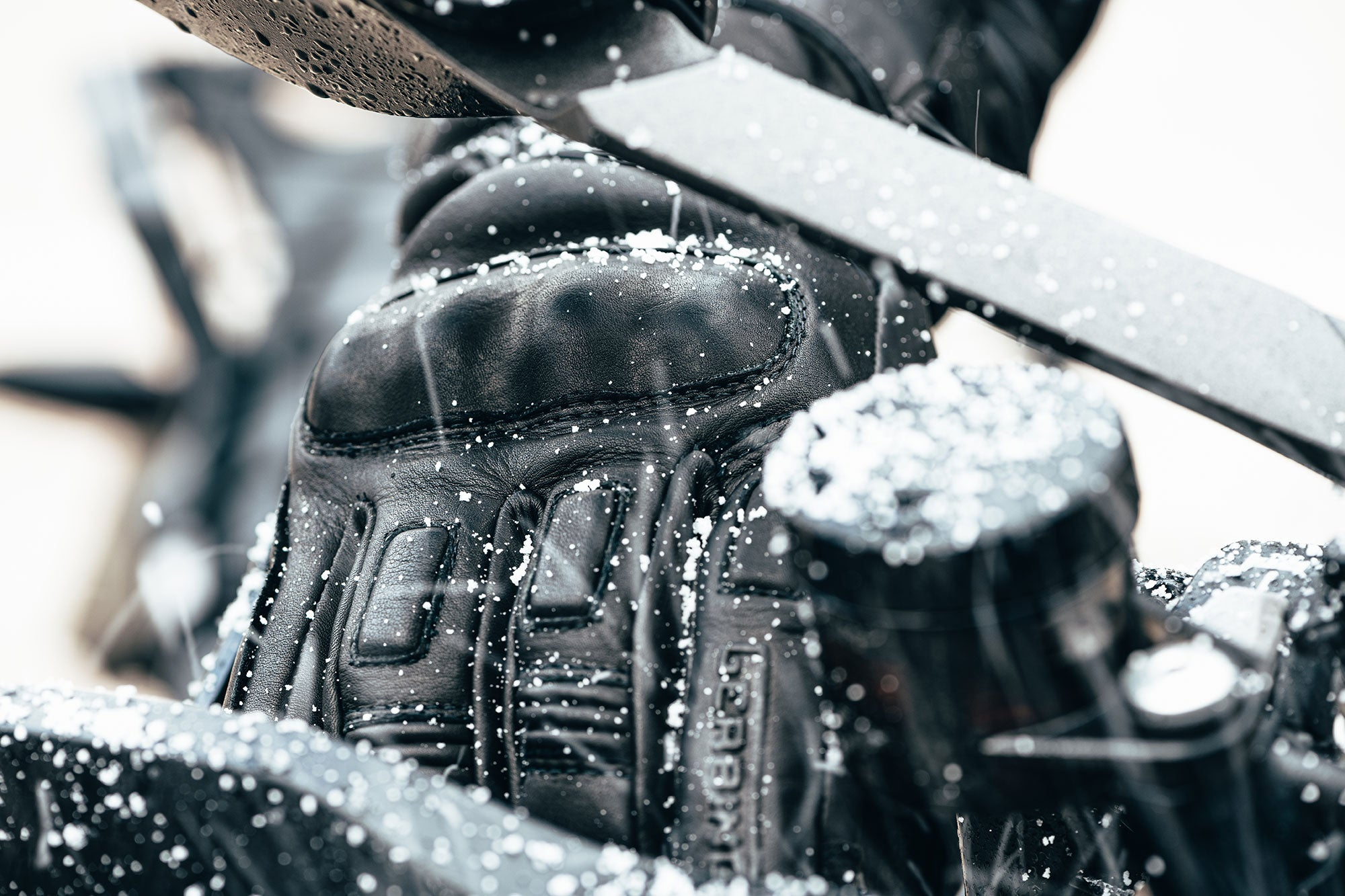 Heated Motorcycle Gloves by Gerbing - The XRL version