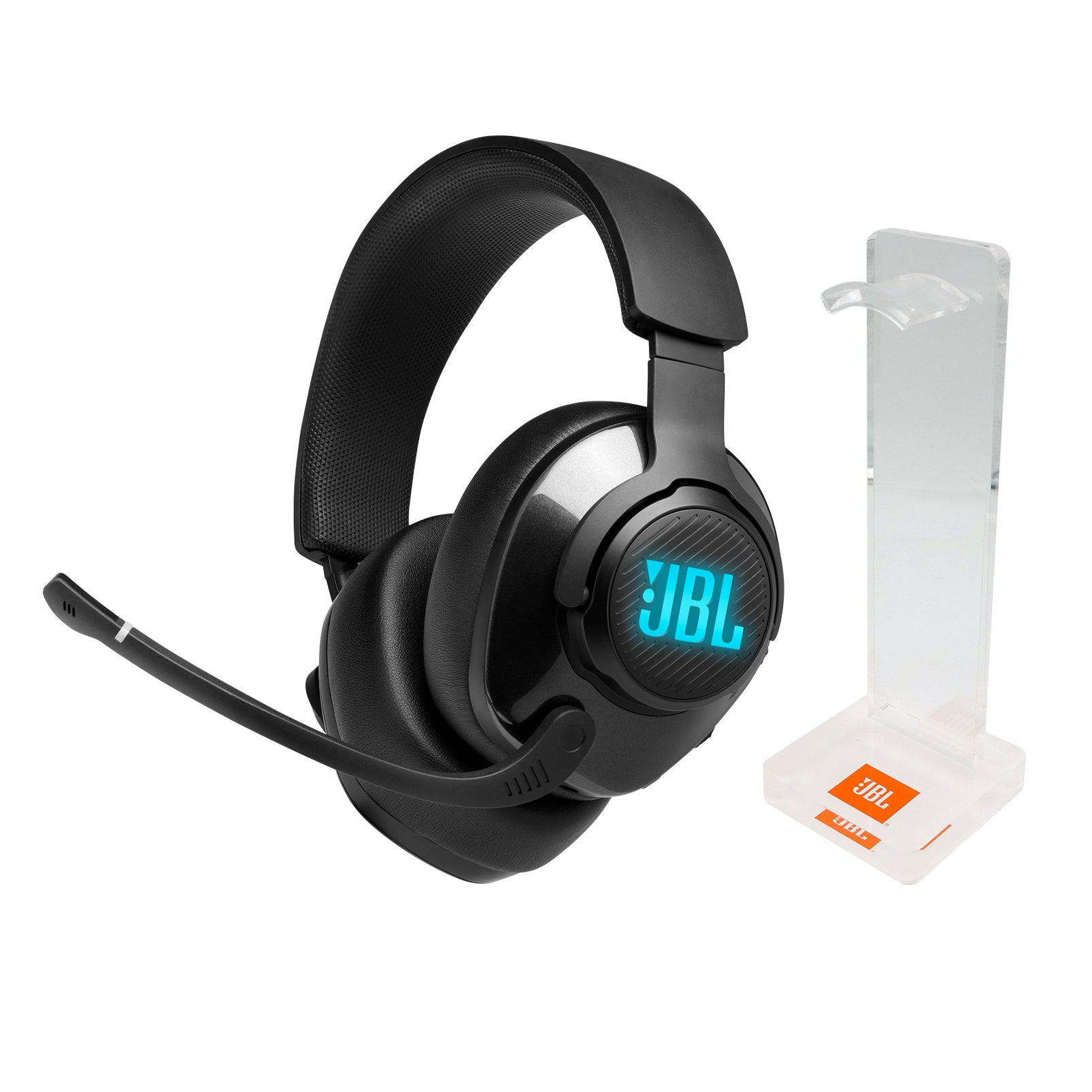 JBL Quantum 400 + JBL Headphone Stand