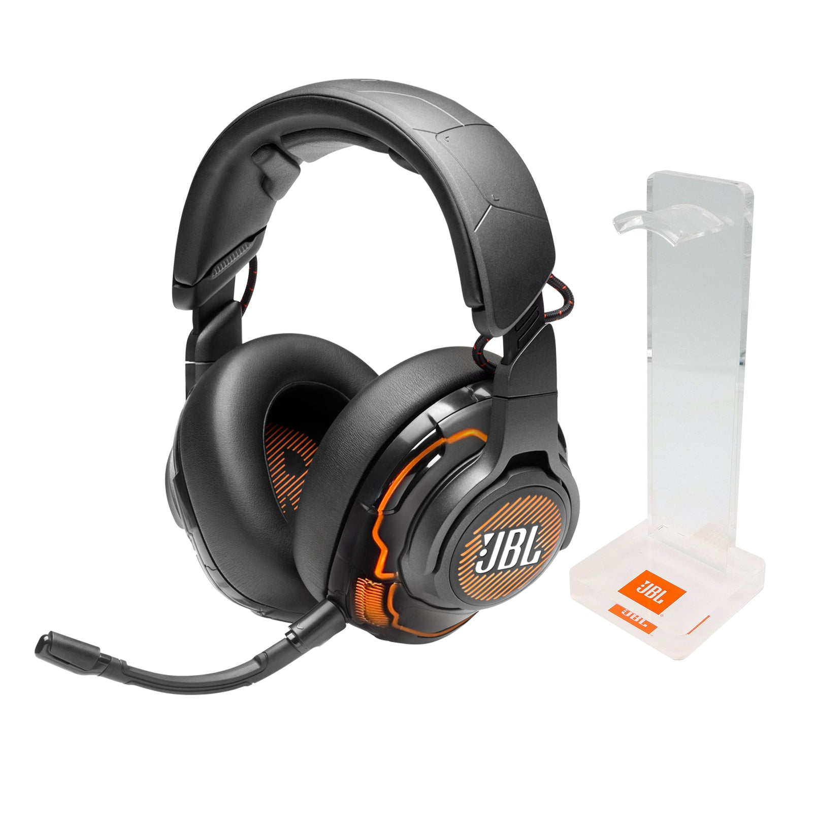 JBL Quantum ONE + JBL Headphone Stand