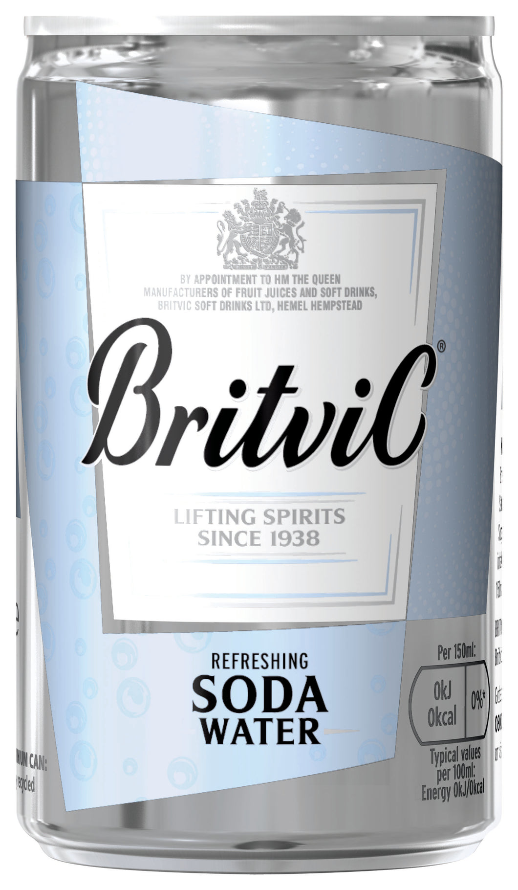 Britvic Soda Water