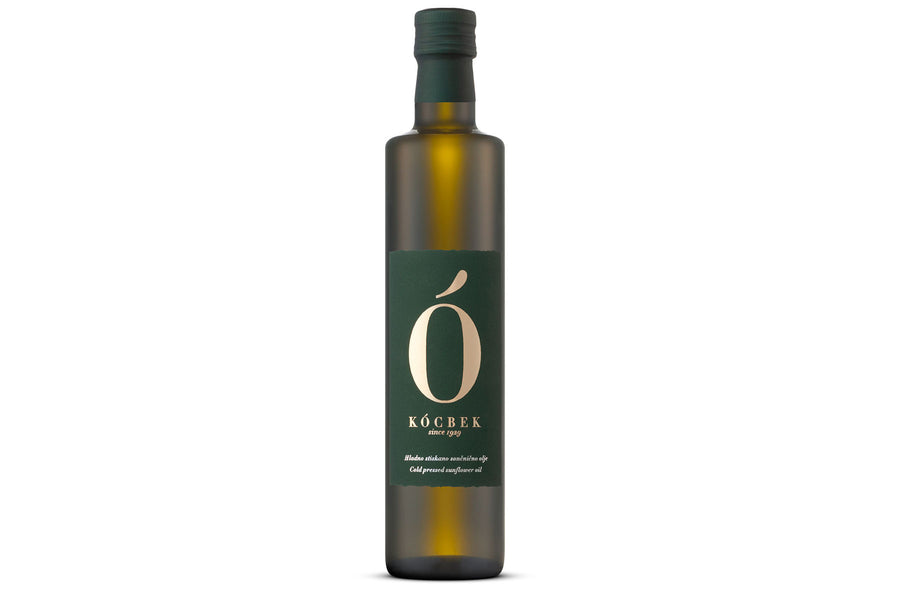 Slovenian Cold Pressed Sunflower Oil