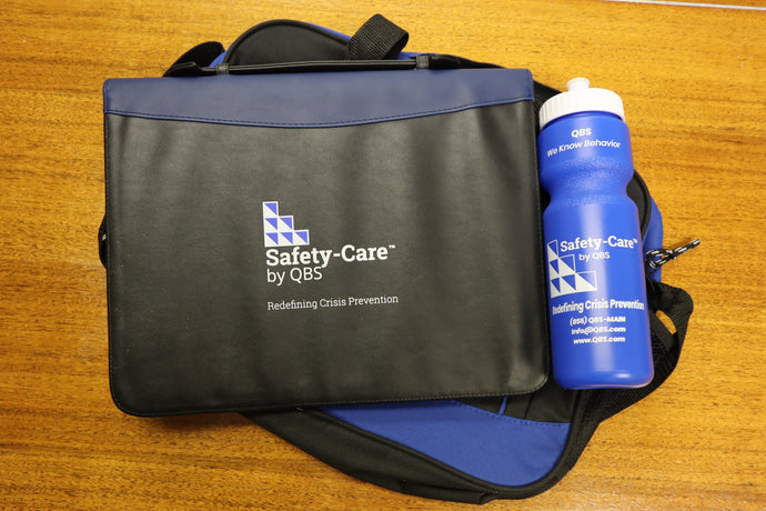Safety-Care® Binder (without manual)