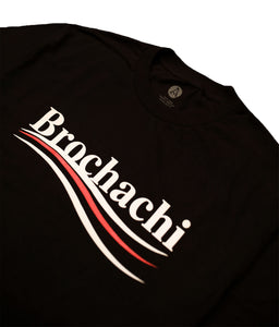 Brochachi T-Shirt Black