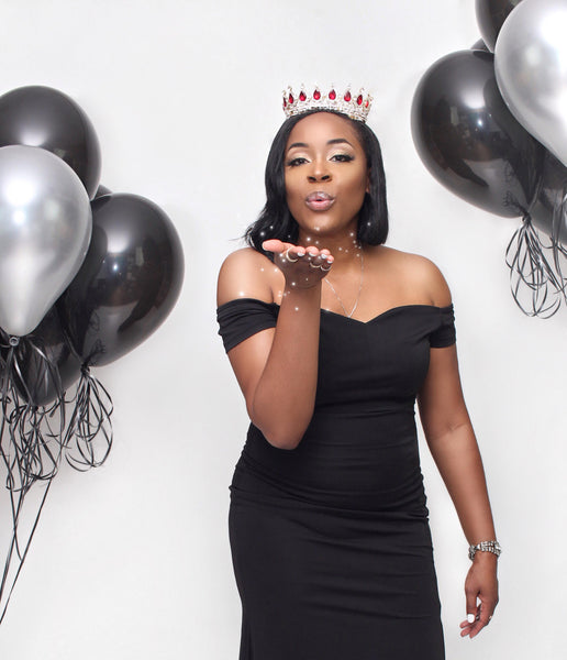 Mesha Calhoun is the owner of Princess Lash and Princess Lash Cosmetics. A mink lash, nude lip gloss, black owned, and woman owned company in Memphis, TN.