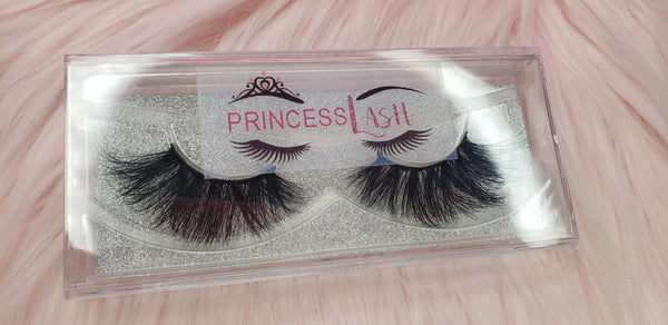 Yana mink lash from princess lash,llc