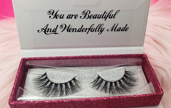 aurora mink lashes from princess lash, llc.