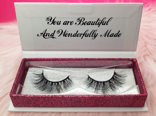 Giselle mink lash from Princess Lash, LLC