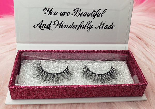 zara mink lash from princess lash,llc