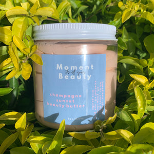 Champagne Sunset Beauty Butter