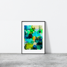 "Load image into Gallery viewer, ""Garden Pond"" by Anja Stemmer"