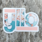 Yllo Cherry Blossom Sticker