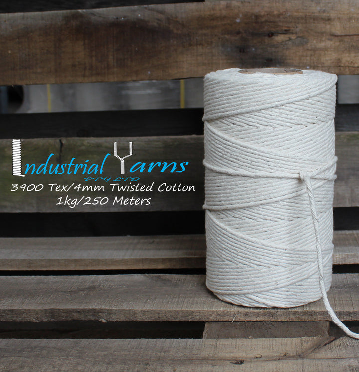 4mm Cotton 1kg