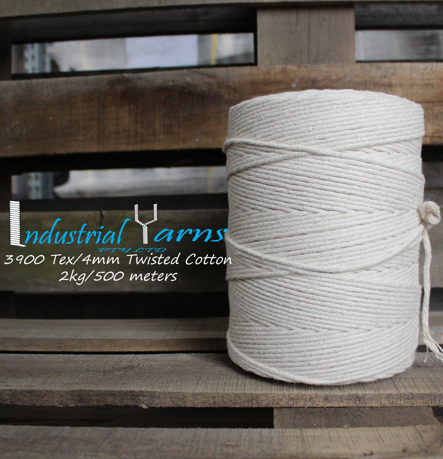 4mm Cotton 2kg