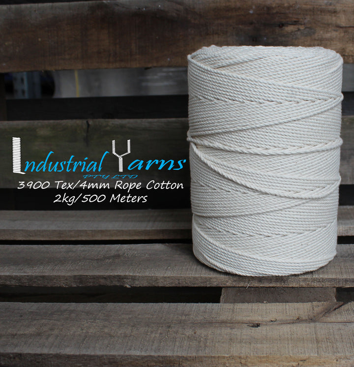 4mm Twisted Rope 2kg
