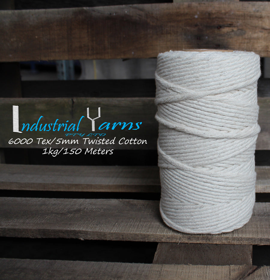 5mm Cotton 1kg