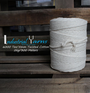 5mm Cotton 2kg