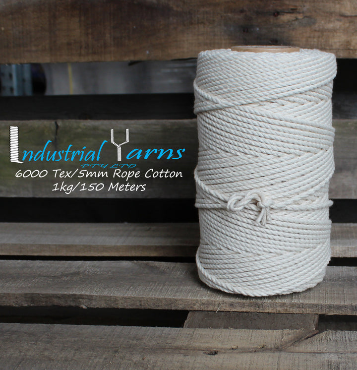 5mm Twisted Rope 1kg