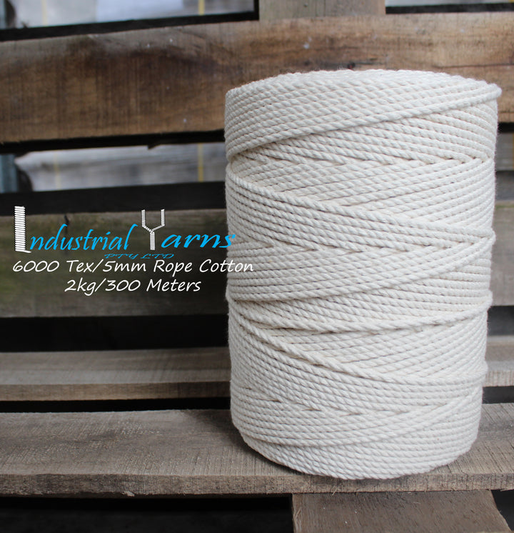 5mm Twisted Rope 2kg