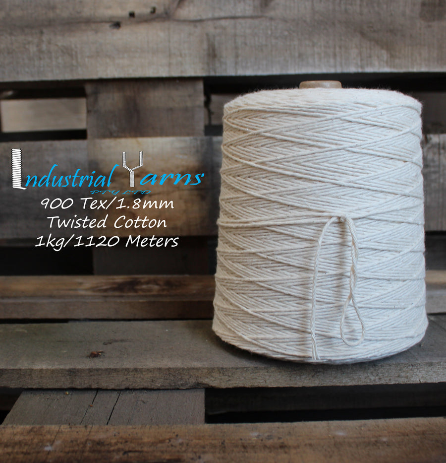 1.8mm Twisted Cotton