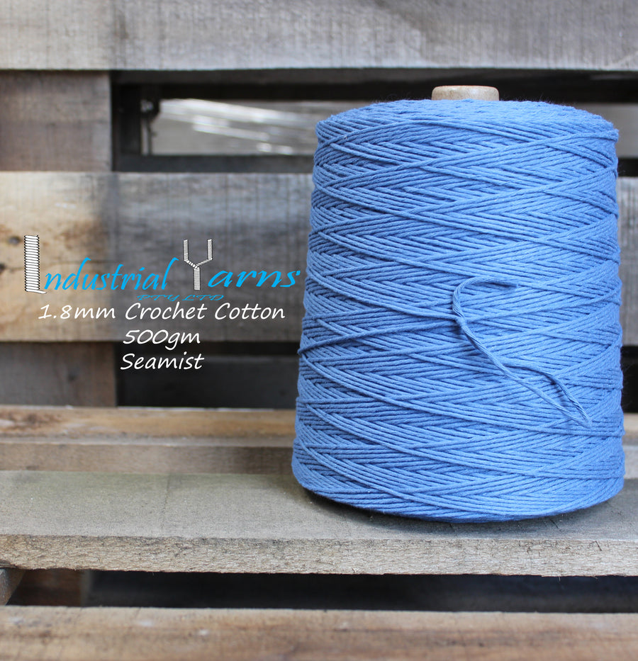 1.8mm Twisted Cotton Seamist