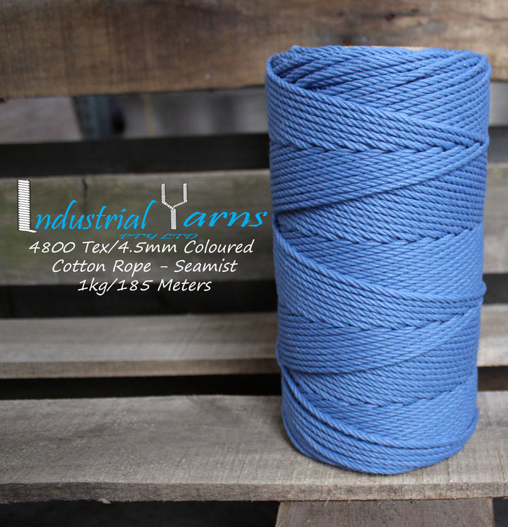 4.5mm Twisted Rope Seamist