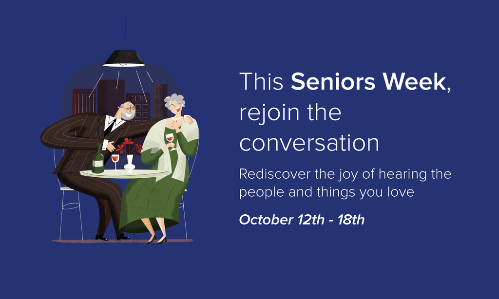 Rejoin the Conversation this Seniors Week
