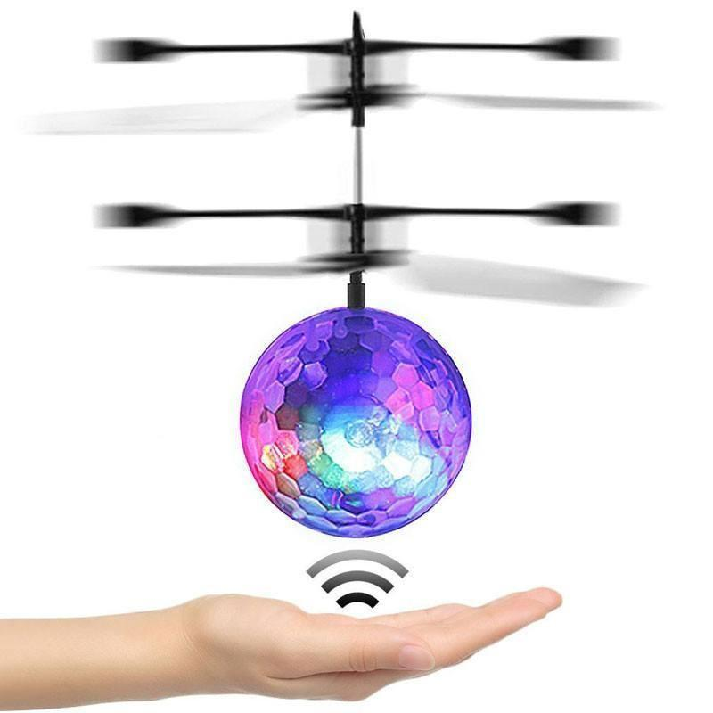 Infrared LED Magic Flying Ball - Superdeals-Cart