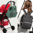 Load image into Gallery viewer, Baby Diaper Backpack With USB Interface