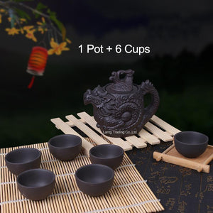 Dragon Tea Pot - Superdeals-Cart