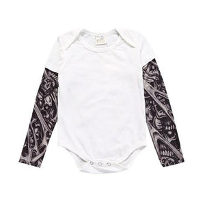 Baby Tattoo Sleeve Shirt