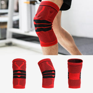 Silicon Knee Support Sleeve