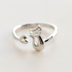 925 Silver Ring with Personalized Engraving - Superdeals-Cart
