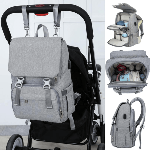 Ultimate Diaper Backpack