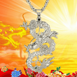 Load image into Gallery viewer, Signature Dragon Necklace - Superdeals-Cart