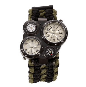 Paracord Bracelet Watch - Superdeals-Cart