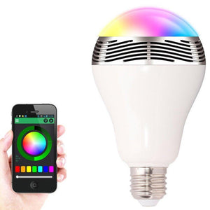 Smart LED Light Bulbs  Bluetooth - Superdeals-Cart