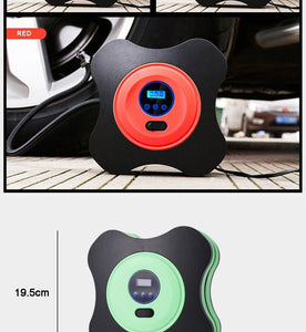 The Most Portable And Smart Electric Air Pump For Cars - Superdeals-Cart