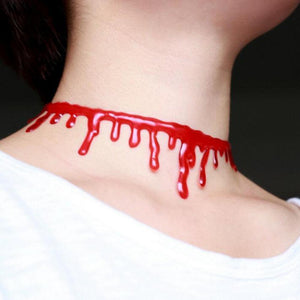 Halloween Vampire Choker Necklace - Superdeals-Cart